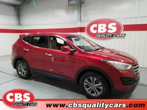 2013 Hyundai Santa Fe Sport for sale at CBS Quality Cars in Durham NC