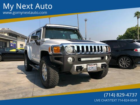 2008 HUMMER H3 for sale at My Next Auto in Anaheim CA