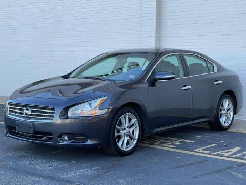 2011 Nissan Maxima for sale at Carland Auto Sales INC. in Portsmouth VA