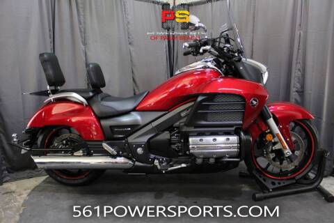 2015 Honda Gold Wing® Valkyrie® for sale at Powersports of Palm Beach in Hollywood FL