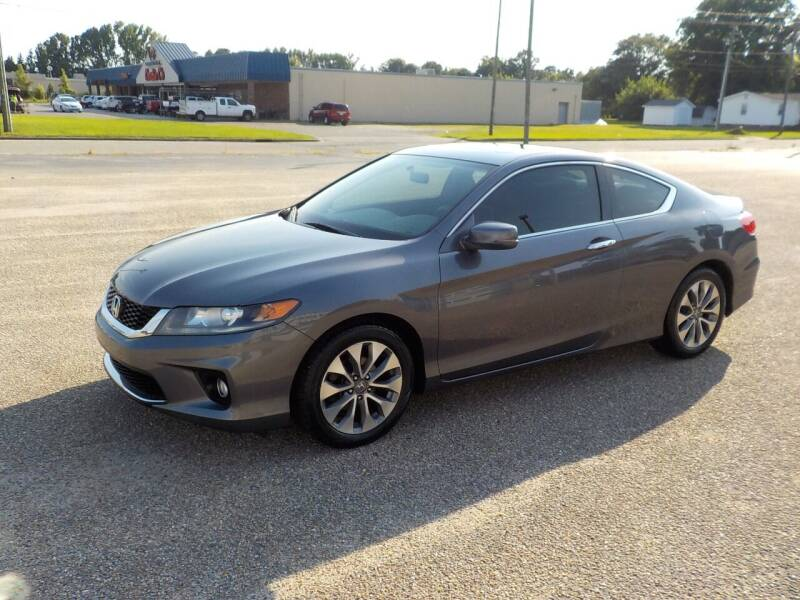 2014 Honda Accord for sale at Young's Motor Company Inc. in Benson NC