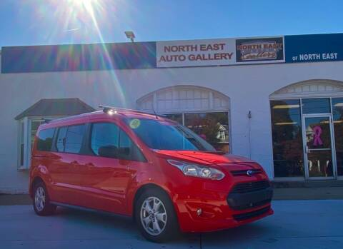 2014 Ford Transit Connect Wagon for sale at Harborcreek Auto Gallery in Harborcreek PA