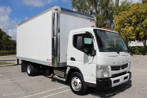 2015 Mitsubishi Fuso FEC72S for sale at Truck and Van Outlet in Miami FL