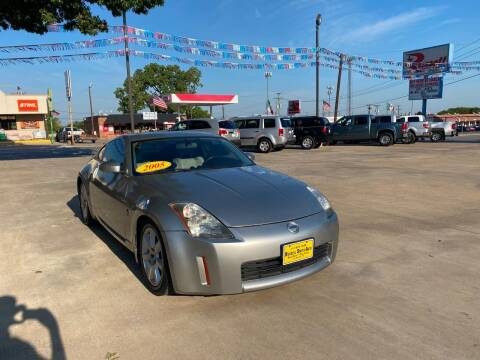 2005 Nissan 350Z for sale at Russell Smith Auto in Fort Worth TX