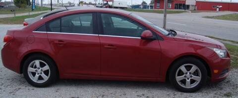 2012 Chevrolet Cruze for sale at Taylor Car Connection in Sedalia MO