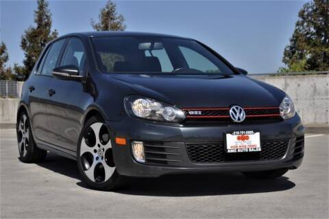 2012 Volkswagen GTI for sale at AMC Auto Sales Inc in San Jose CA