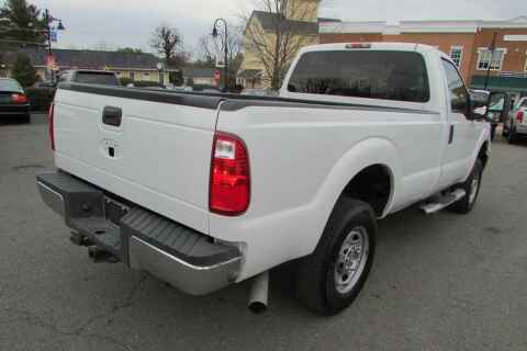 2011 Ford F-250 Super Duty for sale at Purcellville Motors in Purcellville VA
