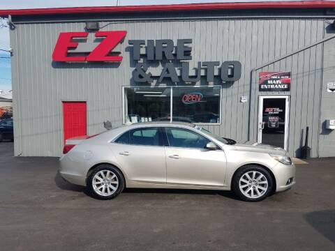2013 Chevrolet Malibu for sale at EZ Tire & Auto in North Tonawanda NY