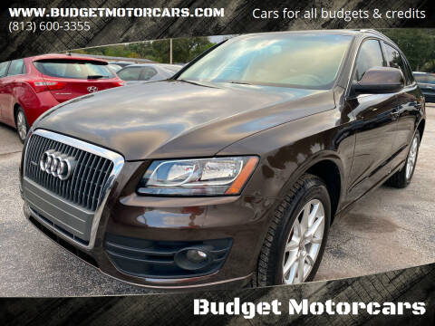 2011 Audi Q5 for sale at Budget Motorcars in Tampa FL