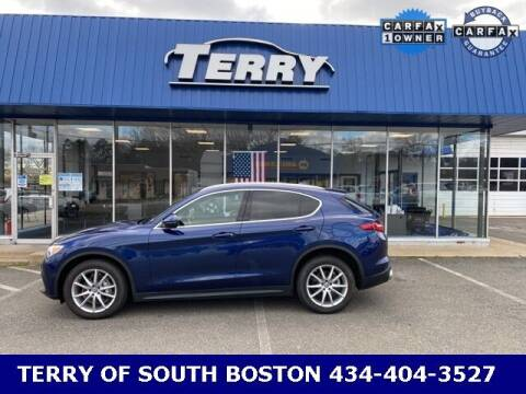 2018 Alfa Romeo Stelvio for sale at Terry of South Boston in South Boston VA