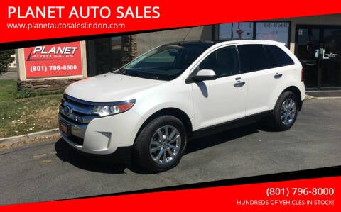 2011 Ford Edge for sale at PLANET AUTO SALES in Lindon UT