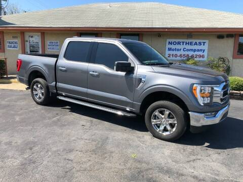 2021 Ford F-150 for sale at Northeast Motor Company in Universal City TX