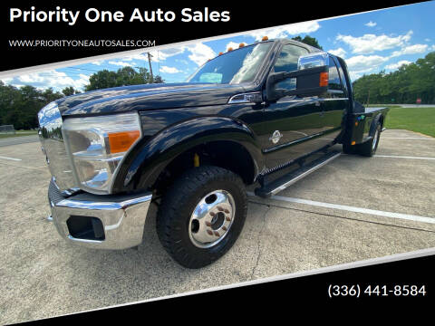 2016 Ford F-350 Super Duty for sale at Priority One Auto Sales in Stokesdale NC