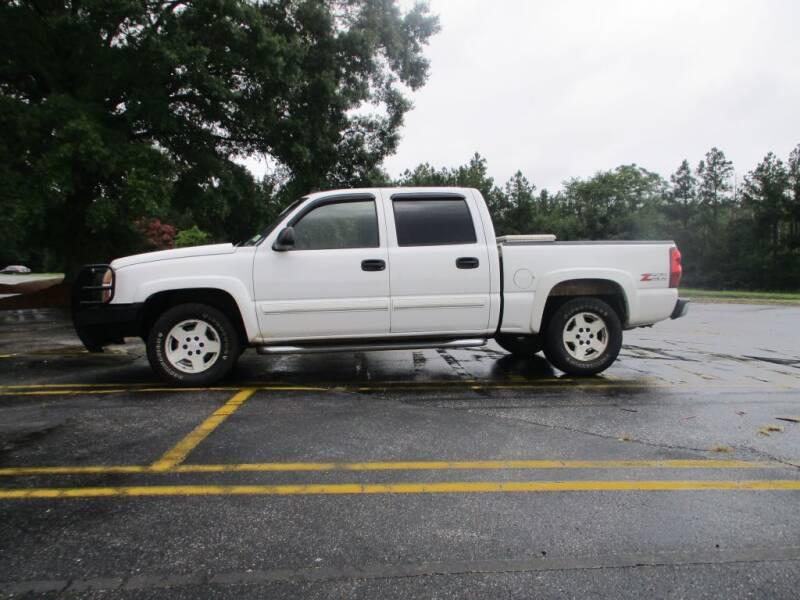 2006 Chevrolet Silverado 1500 for sale at A & P Automotive in Montgomery AL