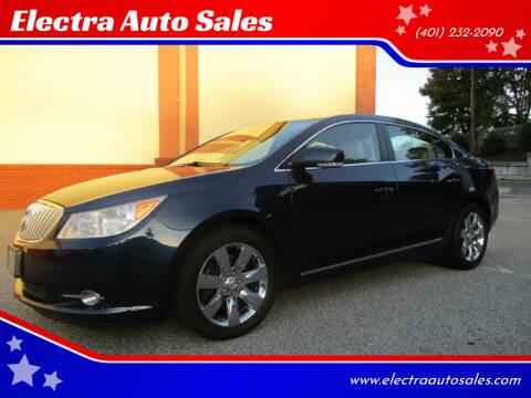 View Electra Auto Sales Ri
