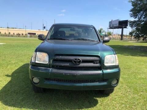 2004 Toyota Tundra for sale at AM Auto Sales in Orlando FL