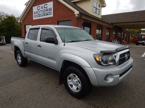 2011 Toyota Tacoma for sale at C & C MOTORS in Chattanooga TN