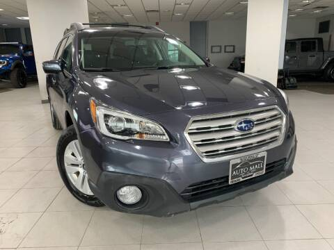 2016 Subaru Outback for sale at Auto Mall of Springfield in Springfield IL