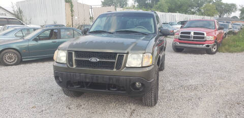 2003 Ford Explorer Sport for sale at EHE Auto Sales in Marine City MI