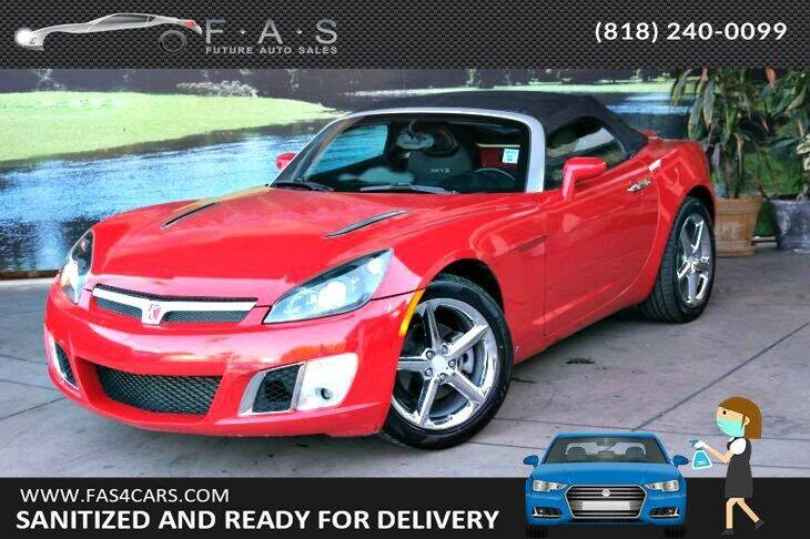 2008 Saturn SKY for sale at Best Car Buy in Glendale CA
