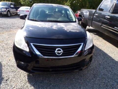 2012 Nissan Versa for sale at Adams Auto Group Inc. in Charlotte NC