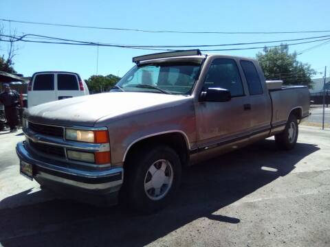1997 Chevrolet C/K 1500 Series for sale at Larry's Auto Sales Inc. in Fresno CA