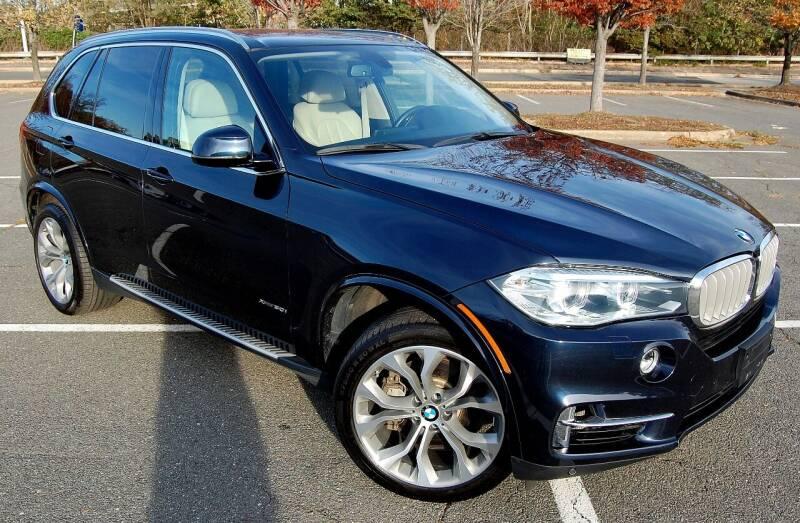 2016 BMW X5 for sale at Bimmer Sales LTD in Great Falls VA