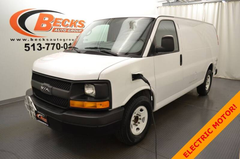 2014 Chevrolet Express Cargo for sale at Becks Auto Group in Mason OH