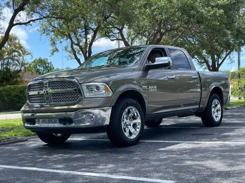 2014 RAM Ram Pickup 1500 for sale at Auto Direct of South Broward in Miramar FL