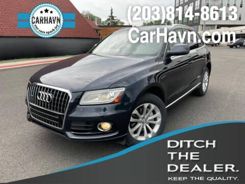2014 Audi Q5 for sale at CarHavn in New Haven CT