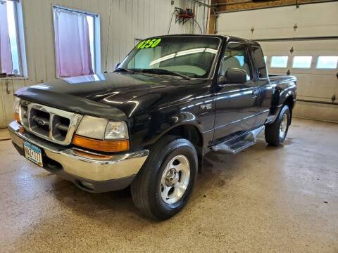 2000 Ford Ranger for sale at Sand's Auto Sales in Cambridge MN