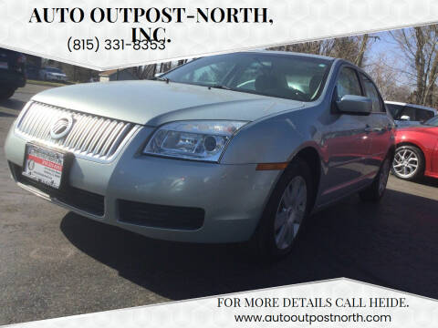 2006 Mercury Milan for sale at Auto Outpost-North, Inc. in McHenry IL