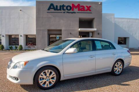 2010 Toyota Avalon for sale at AutoMax of Memphis - Ralph Hawkins in Memphis TN