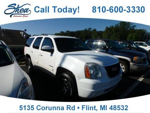 2011 GMC Yukon for sale at Erick's Used Car Factory in Flint MI