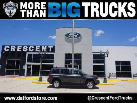 2017 Jeep Patriot for sale at Crescent Ford in Harahan LA