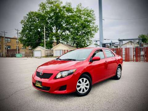 2010 Toyota Corolla for sale at ARCH AUTO SALES in St. Louis MO