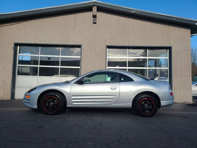 2003 Mitsubishi Eclipse for sale at Westside Motors in Mount Vernon WA