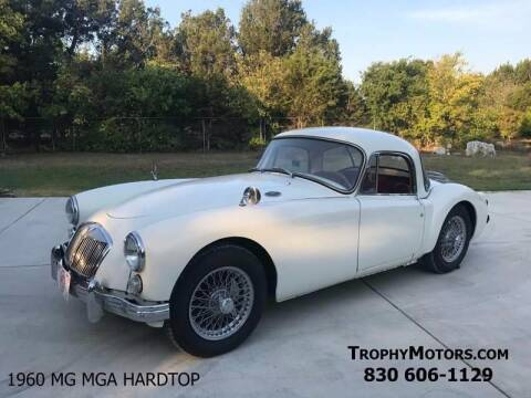 1960 MG MGA for sale at TROPHY MOTORS in New Braunfels TX