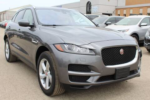 2018 Jaguar F-PACE for sale at SHAFER AUTO GROUP in Columbus OH