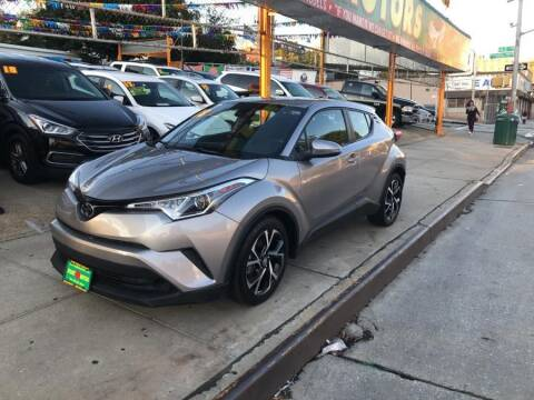 2018 Toyota C-HR for sale at Sylhet Motors in Jamacia NY