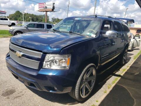 2008 Chevrolet Suburban for sale at Best Buy Auto in Mobile AL
