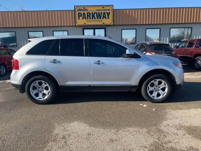 2011 Ford Edge for sale at Parkway Motors in Springfield IL