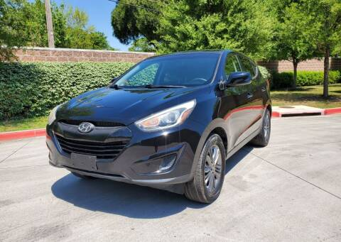 2015 Hyundai Tucson for sale at International Auto Sales in Garland TX