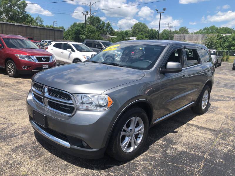 2011 Dodge Durango for sale at Smart Buy Auto in Bradley IL