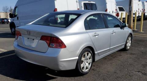 2007 Honda Civic for sale at Penn American Motors LLC in Allentown PA