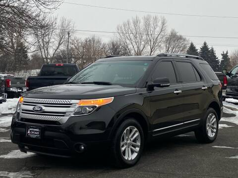 2015 Ford Explorer for sale at North Imports LLC in Burnsville MN