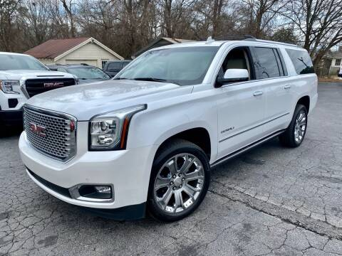 2016 GMC Yukon XL for sale at Lux Auto in Lawrenceville GA