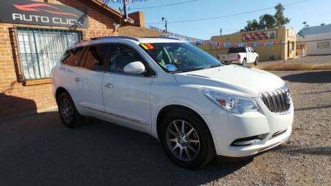 2013 Buick Enclave for sale at Auto Click in Tucson AZ