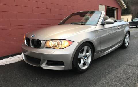 2009 BMW 1 Series for sale at R & R Motors in Queensbury NY