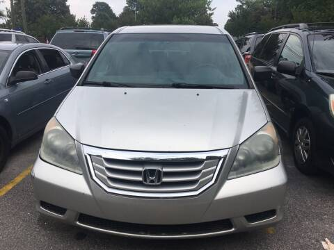 2008 Honda Odyssey for sale at Alfa Auto Sales in Raleigh NC